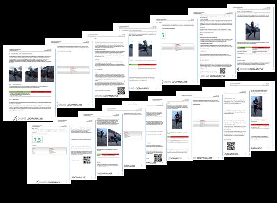 lijst loopanalyse document