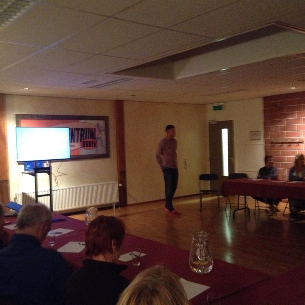 Loopanalyse presentaties