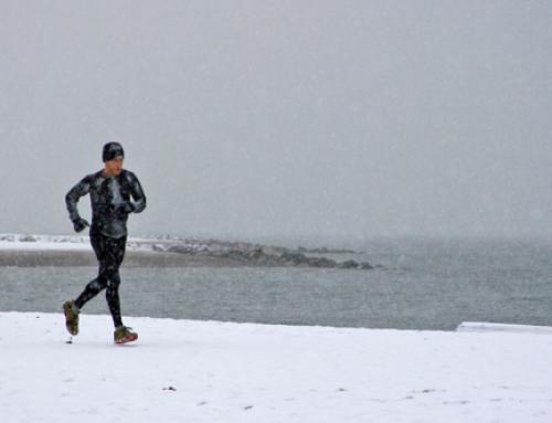 Hardlopen in de winter? Denk om deze tips!